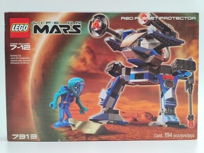 Red Planet Protector