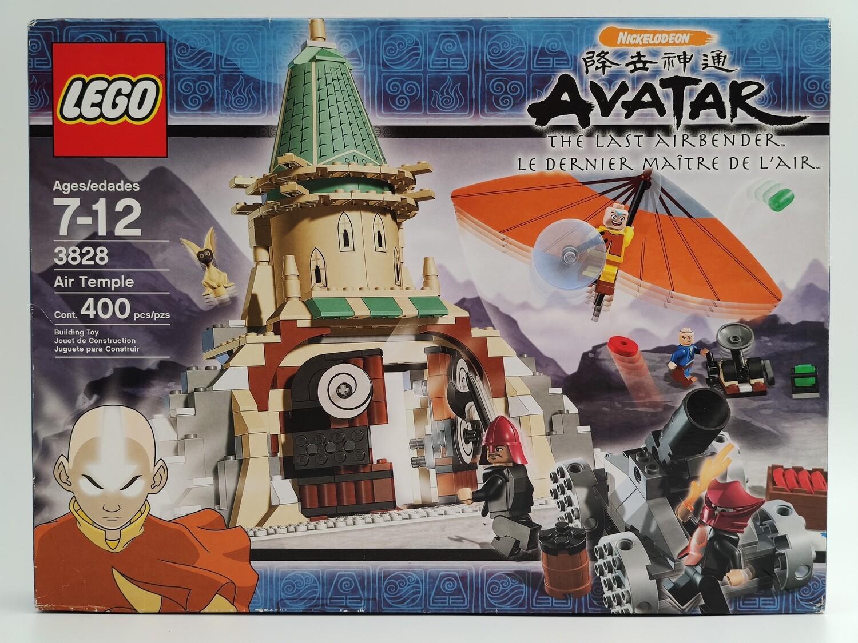 Lego 3828 Air Temple