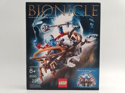 Lego 8595 Takua & Pewku