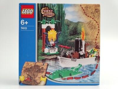 Lego 7410  Jungle River