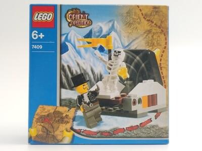 Lego 7409 Secret of the Tomb