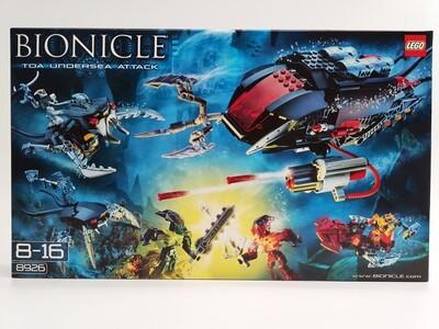 Lego 8926 Toa Undersea Attack