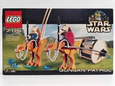 Lego 7115 Gungan Patrol