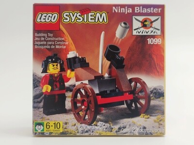 Lego 1099 Ninja Blaster