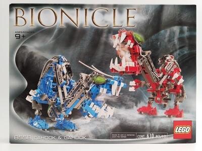 Lego 8558 Cahdok & Gahdok