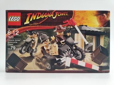 Lego Motorcycle Chase 7620