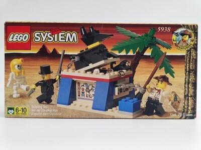Lego 5938 Oasis Ambush