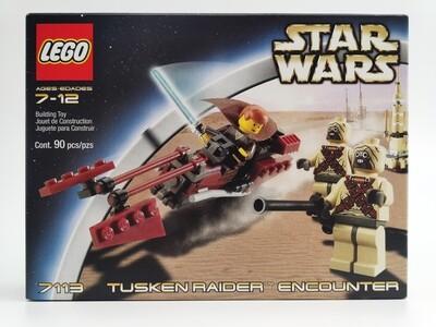Lego 7113 Tusken Raider Encounter