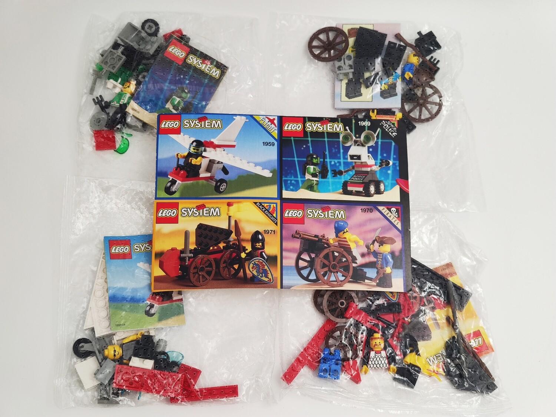 Lego 1967 System Bonus Pack