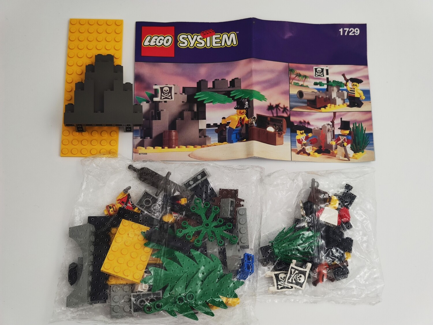 Lego 1729 Barnacle Bay Value Pack