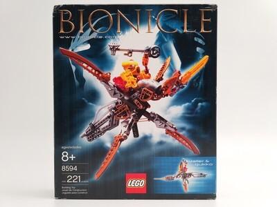 Lego 8594 Jaller & Gukko