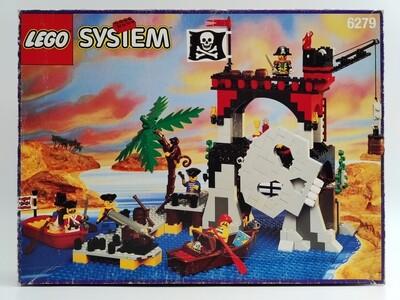 Lego 6279 Skull Island