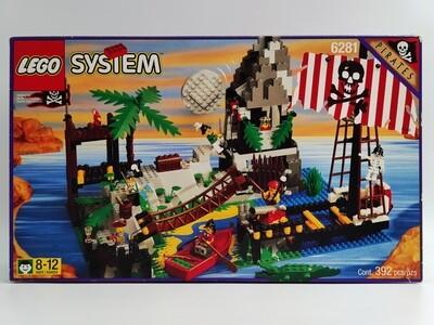 Lego 6281 Pirates Perilous Pitfall