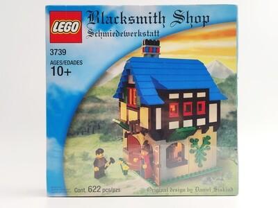 Lego 3739 Blacksmith Shop