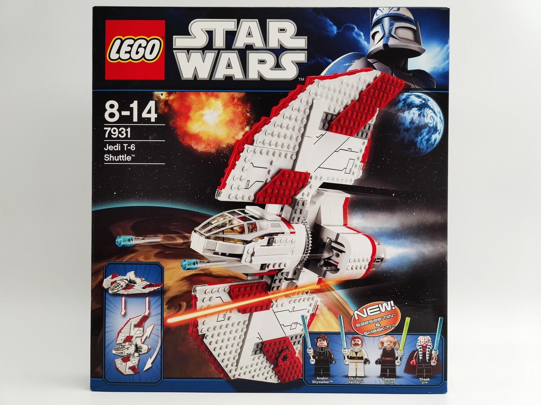 Lego 7931 T-6 Jedi Shuttle