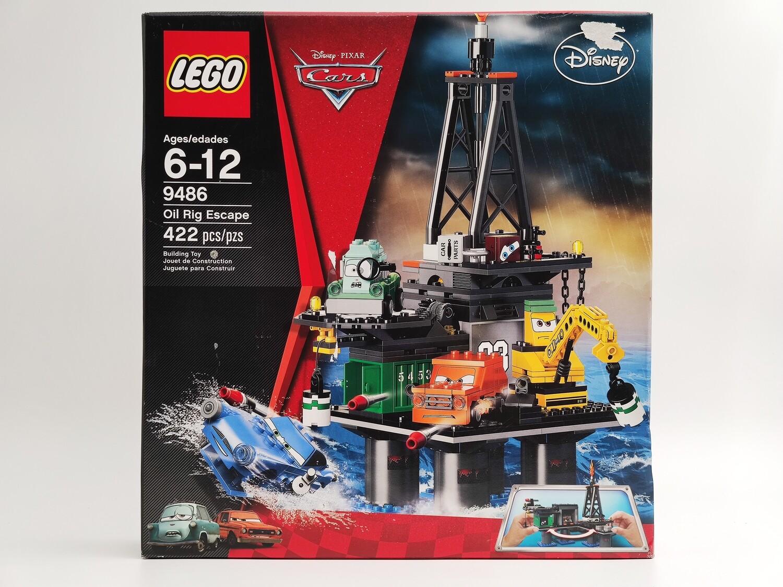 Lego 9486 Oil Rig Escape