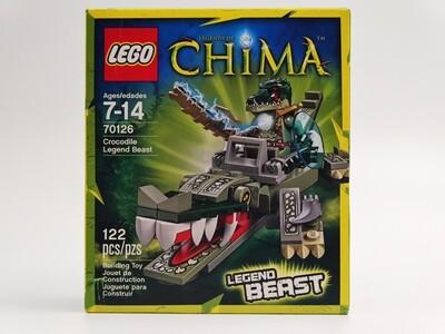 Lego 70126 Crocodile Legend Beast