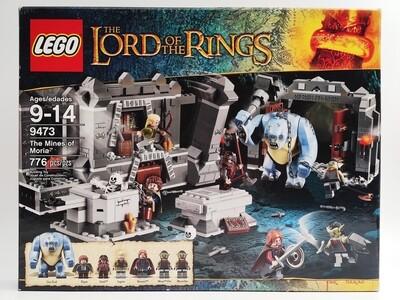 Lego The Mines of Moria 9473