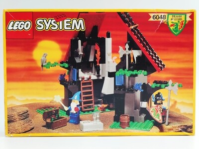 Lego Majisto's Magical Workshop 6048
