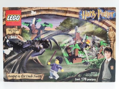 Lego 4727 Aragog in the Dark Forest