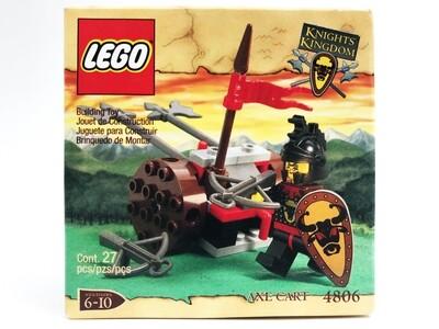 Lego 4896 Axe Cart