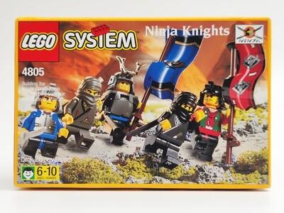 Lego 4805 Ninja Knights