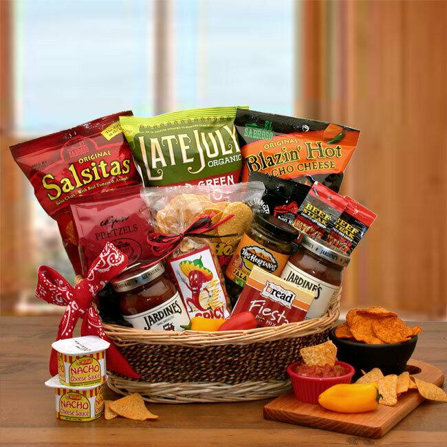 Gift Basket - A Little Spice