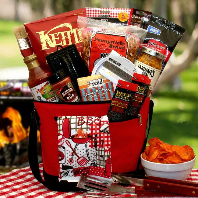 Gift Set - The Master Griller BBQ