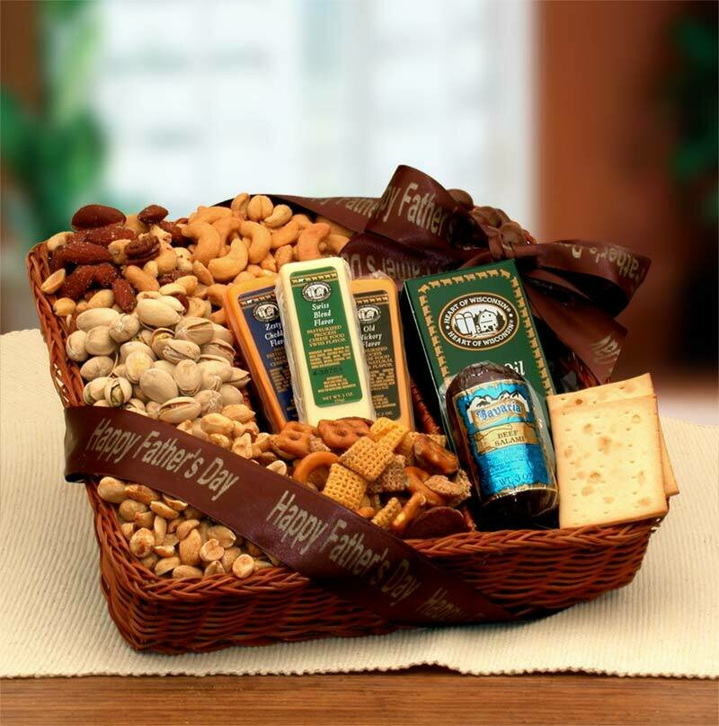 Gift Basket - Happy Father's Day