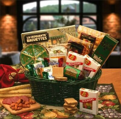 Gift Basket - The Gourmet Choice