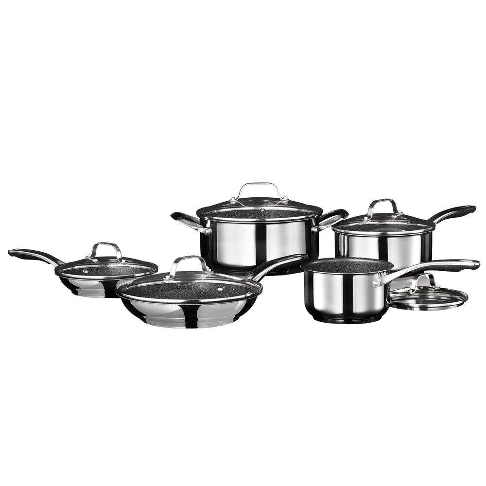 10 Piece Cookware Set - Starfrit
