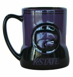 18 Ounce Game Time Coffee Mug - Kansas State Wildcats