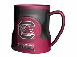 18 Ounce Game Time Coffee Mug - South Carolina Gamecocks