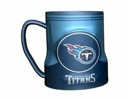 18 Ounce Game Time Coffee Mug - Tennessee Titans