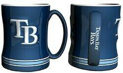 14 Ounce Coffee Mug - Tampa Bay Rays
