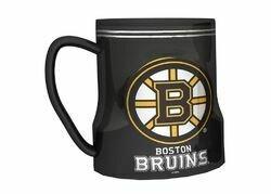 18 Ounce Game Time Coffee Mug - Boston Bruins