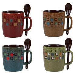 14 ounce Coffee Mug Set - Mr. Coffee