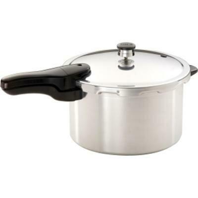 8 Quart Aluminum  Pressure Cooker - Presto