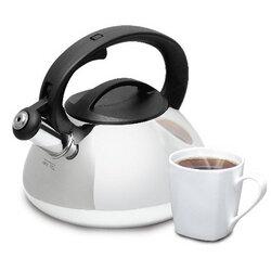 2 Quart Whistling Tea Kettle - Mr Coffee
