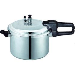 7 Litre Aluminum Pressure Cooker-Brentwood