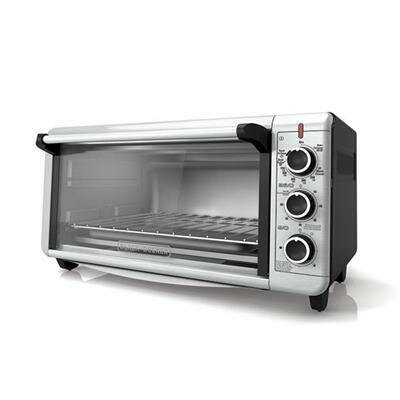 Toaster Oven Extra Wide - Black and Decker