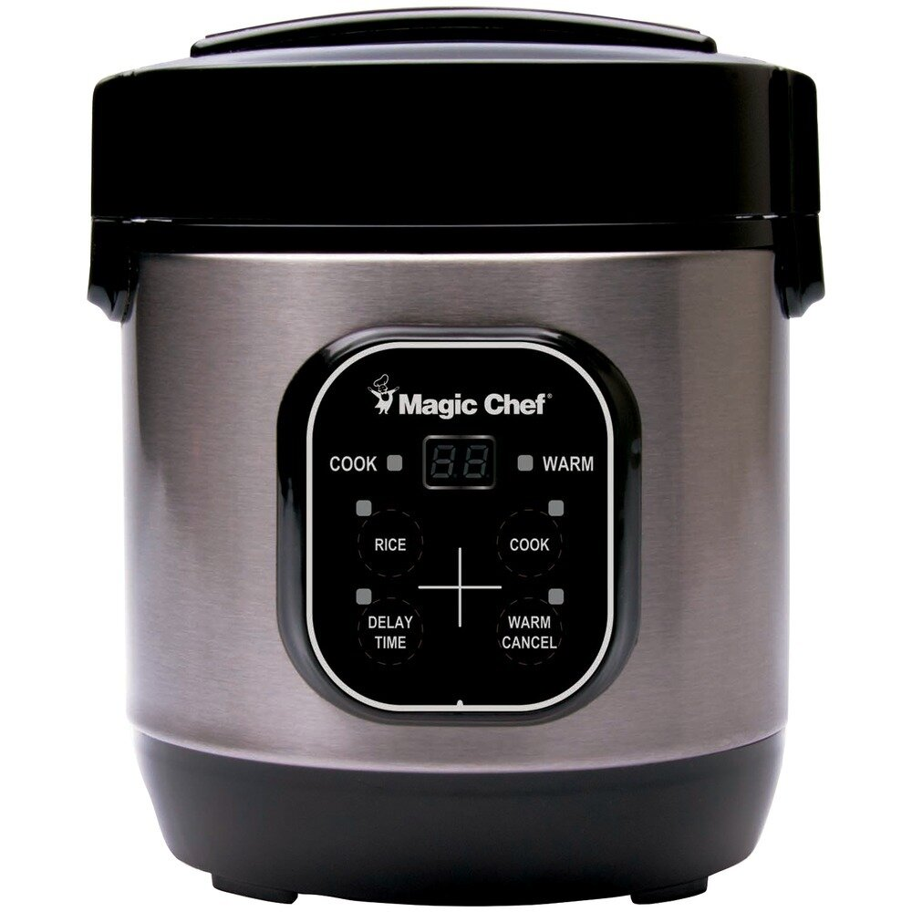 3-Cup Rice Cooker - Magic Chef