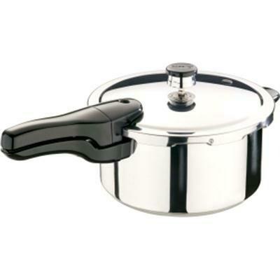 4 Quart Stainless Steel Pressure Cooker - Presto