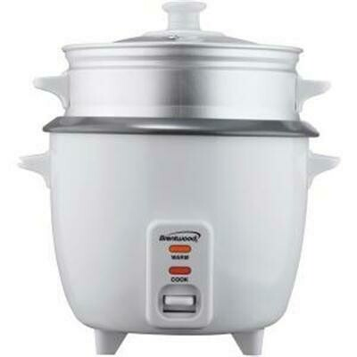 5 Cup Rice Cooker Steamer - Brentwood