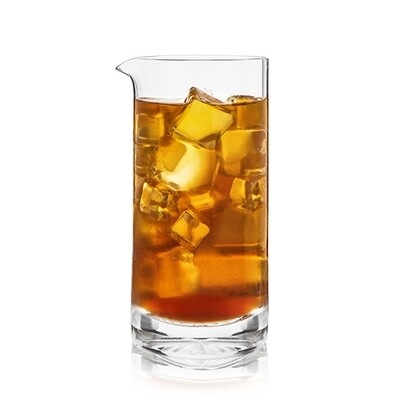Large Mixing Glass - True