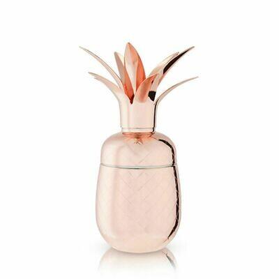 Cocktail Shaker, Copper Pineapple - Viski