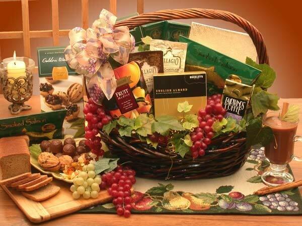 Gift Basket - The Kosher Gourmet
