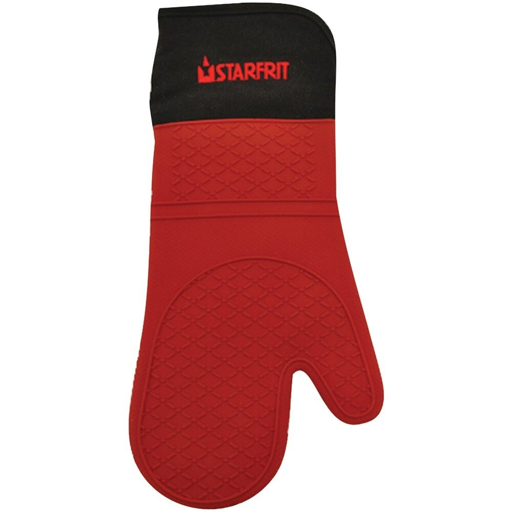 15 Inch Silicone Oven Glove with Cotton Liner - Starfrit