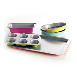 5 piece Carbon Steel Bakeware Set - Gibson Home