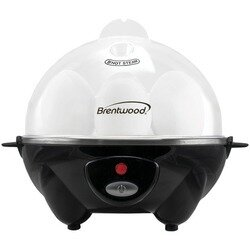 Electric Egg Cooker With Auto Shutoff - Brentwood